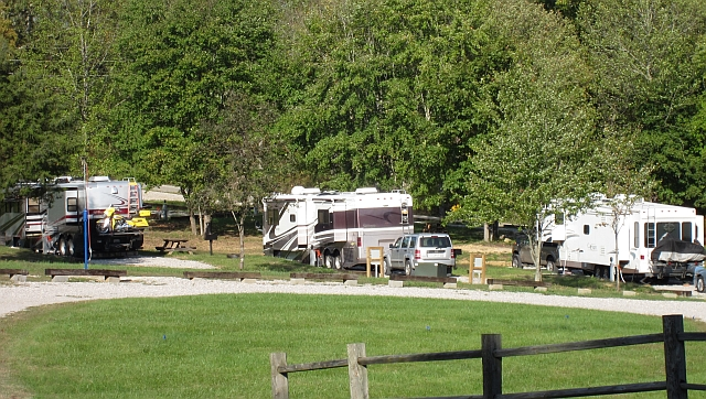 Falls Creek Cabins And Campgrounds